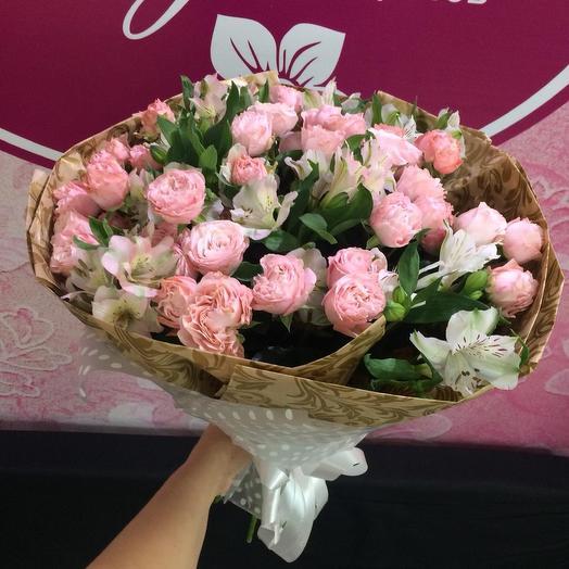 Куставы розы