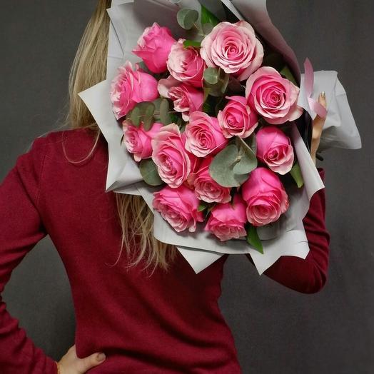 """Букет """"Розовые сны"""""""
