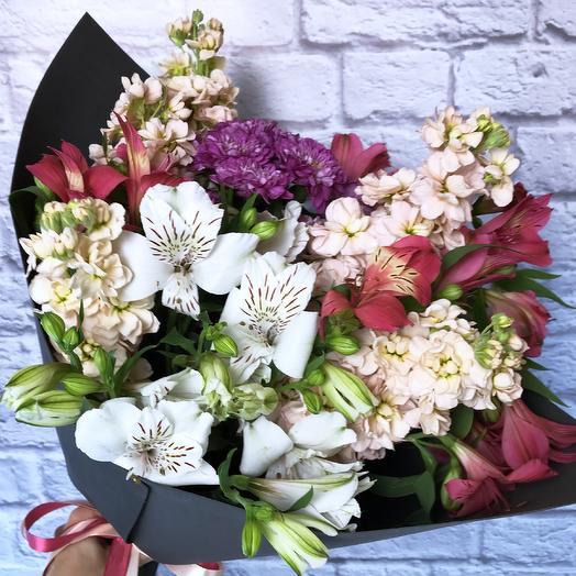 Букет «Fragrante»: букеты цветов на заказ Flowwow