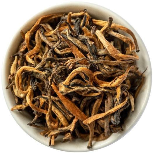 Красный чай Золотой пух (Цзин Хао Дянь Хун)