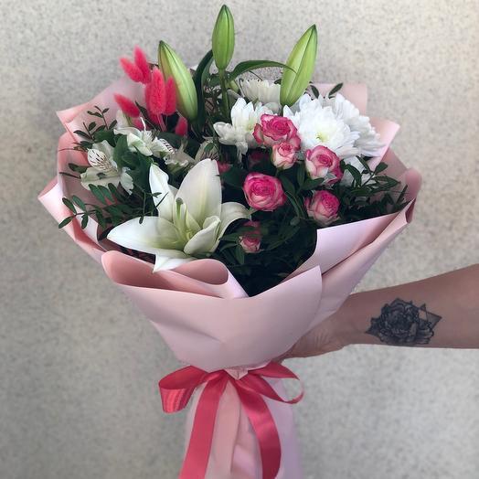 Розовые грезы