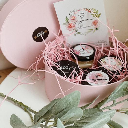 """Набор на 8 марта """"Pink"""""""