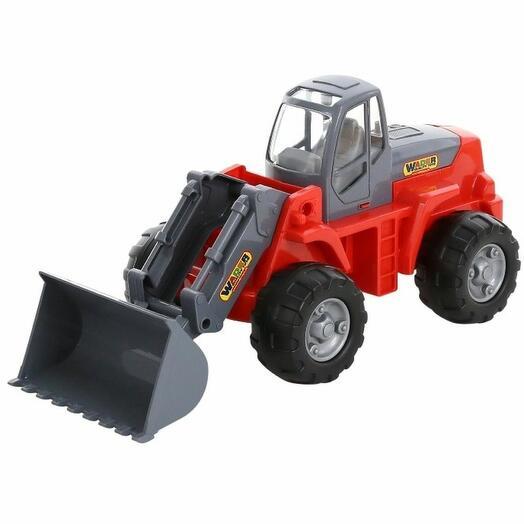 """Трактор-погрузчик """"Умелец"""""""