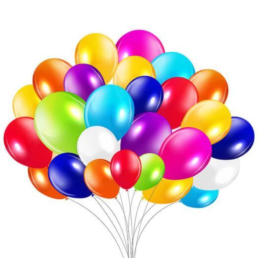1 воздушный шар