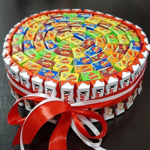 Тортик Love is