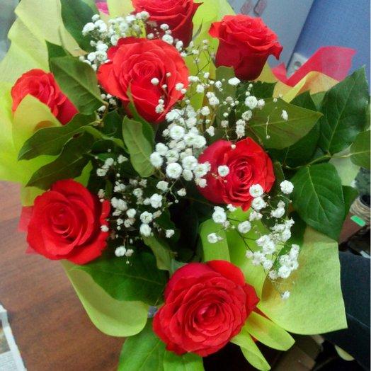 Гузман: букеты цветов на заказ Flowwow