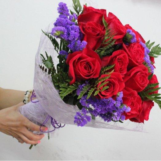 Городской каприз: букеты цветов на заказ Flowwow