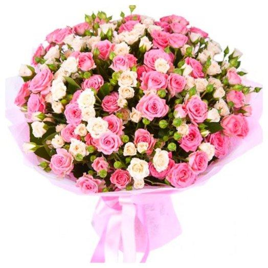 Букет № 8 Селеста: букеты цветов на заказ Flowwow