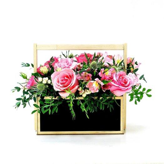 Букет № 106 Фринти: букеты цветов на заказ Flowwow