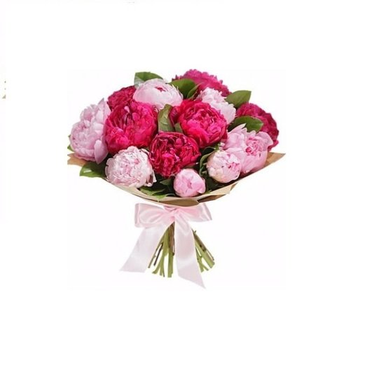 Шикарные пионы: букеты цветов на заказ Flowwow