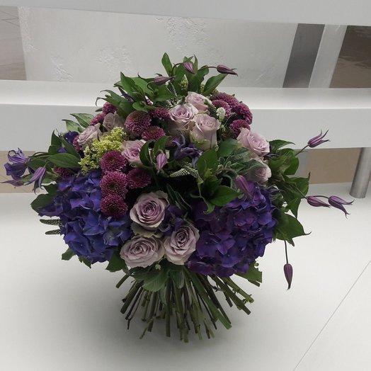 Букет №002: букеты цветов на заказ Flowwow