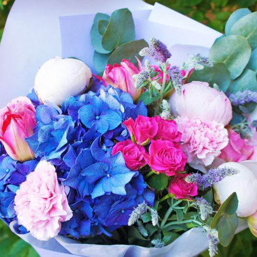 Mint: букеты цветов на заказ Flowwow