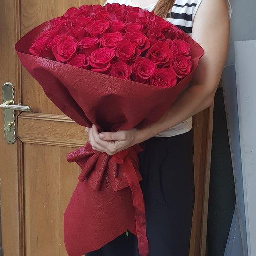 Кармен: букеты цветов на заказ Flowwow