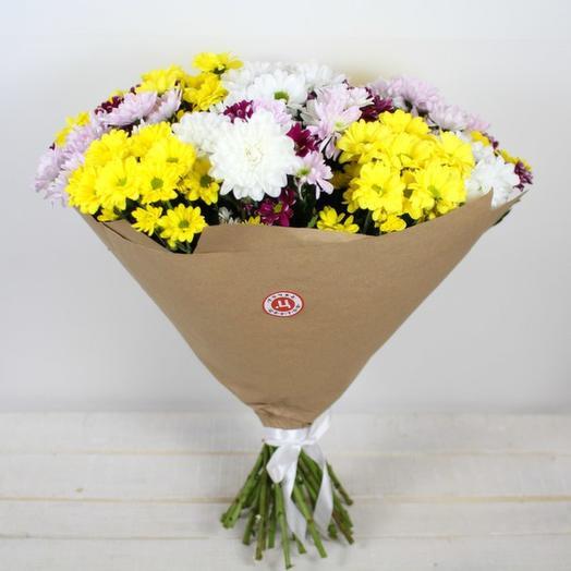"""Мегабукет """"Грация"""": букеты цветов на заказ Flowwow"""
