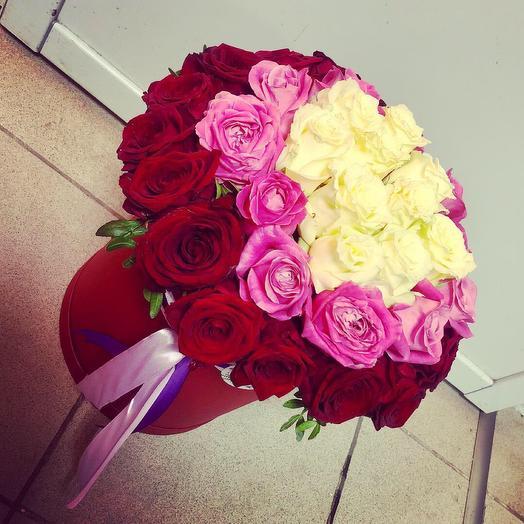 «Liberty»: букеты цветов на заказ Flowwow