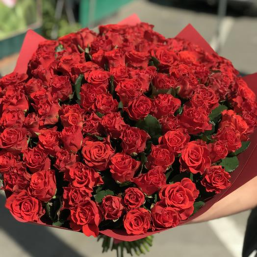 Эль Классико: букеты цветов на заказ Flowwow