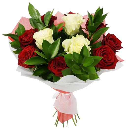Букет  023: букеты цветов на заказ Flowwow