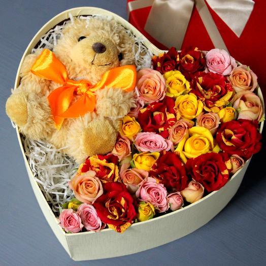 """""""Для нее"""": букеты цветов на заказ Flowwow"""