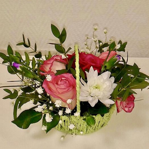 Цветочная история: букеты цветов на заказ Flowwow
