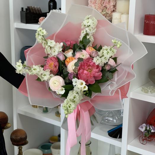Особенный: букеты цветов на заказ Flowwow