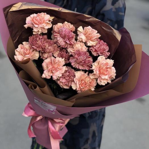 Букет 196: букеты цветов на заказ Flowwow