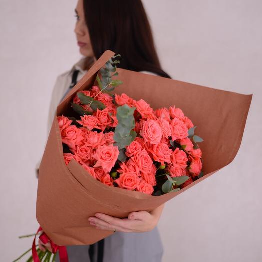 Living Coral — Живой Коралл: букеты цветов на заказ Flowwow