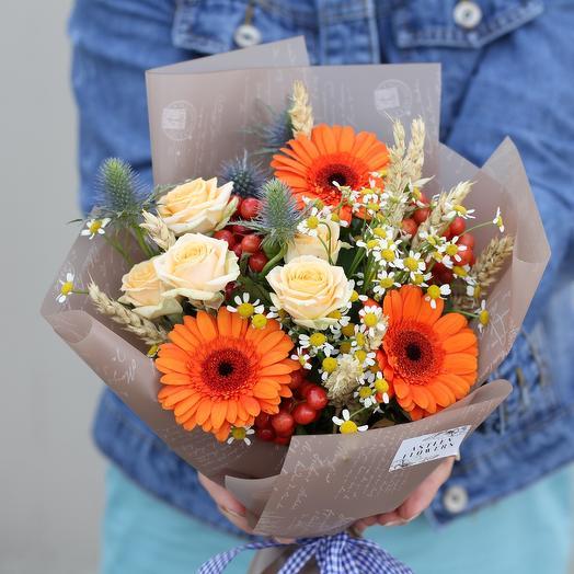 Школьник: букеты цветов на заказ Flowwow