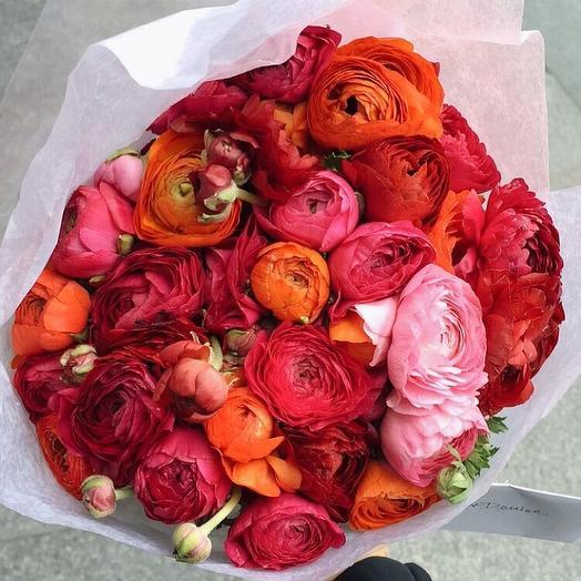 Ranunculus Luxe: flowers to order Flowwow