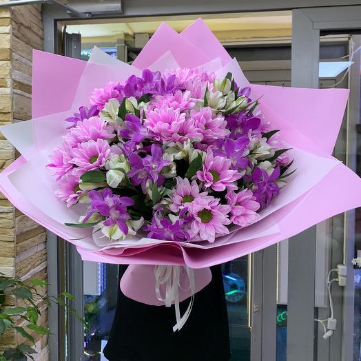 Принцесска: букеты цветов на заказ Flowwow
