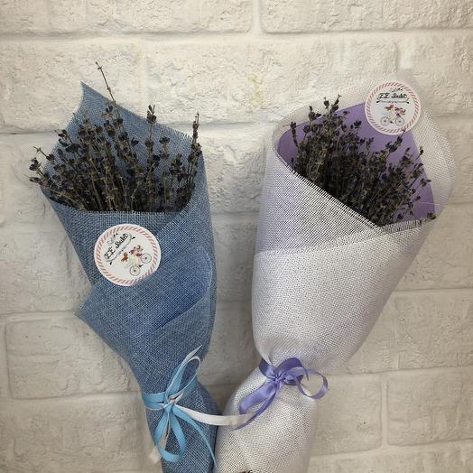 Букетик лаванды: букеты цветов на заказ Flowwow