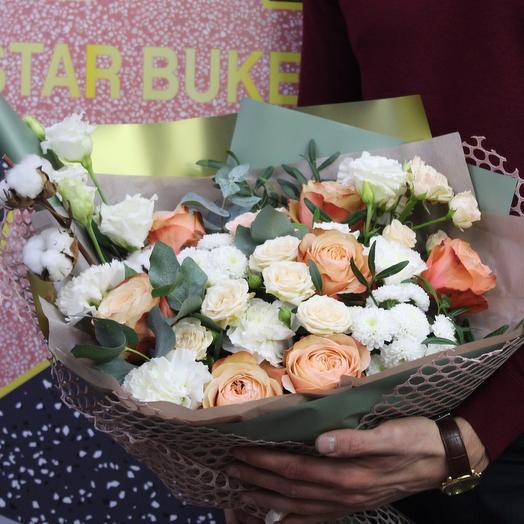 The Prestige: букеты цветов на заказ Flowwow