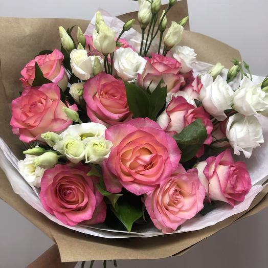Мирослава: букеты цветов на заказ Flowwow