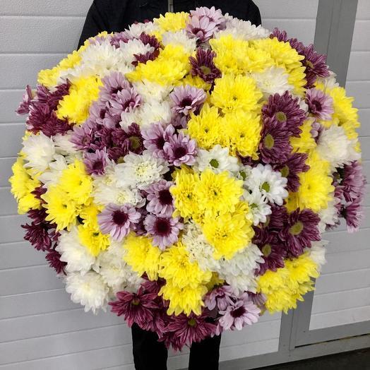 Воздушный микс: букеты цветов на заказ Flowwow