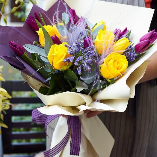 Rainbow: букеты цветов на заказ Flowwow