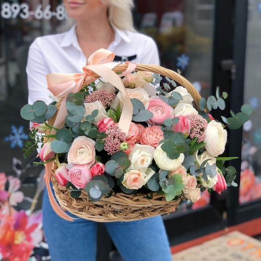 Чарующий каприз: букеты цветов на заказ Flowwow