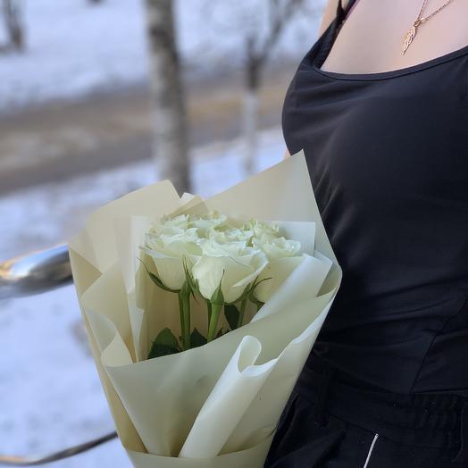 Сливочный привет: букеты цветов на заказ Flowwow