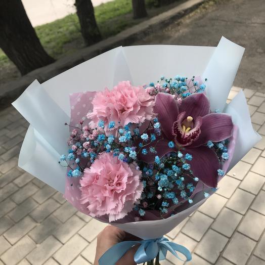 """ХИТ Букет """"Первое свидание"""": букеты цветов на заказ Flowwow"""
