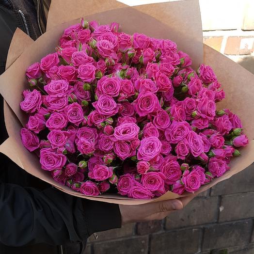 Альба: букеты цветов на заказ Flowwow