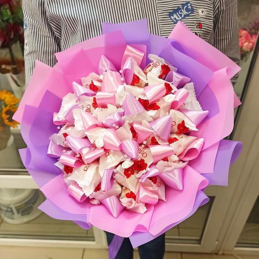 A bouquet of Raffaello