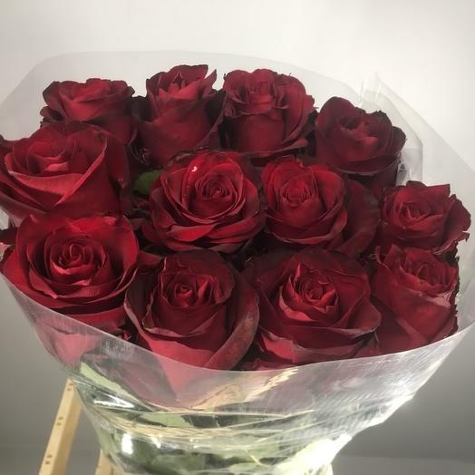 Красные розы, Голландия