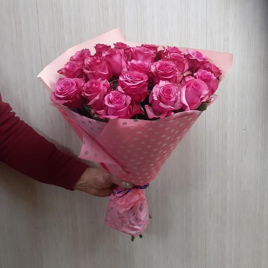 25 шт роза  Lola