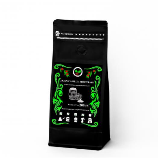 Кофе Ямайка Блю Маунтин, 200 гр
