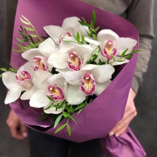 Орхидея великолепная