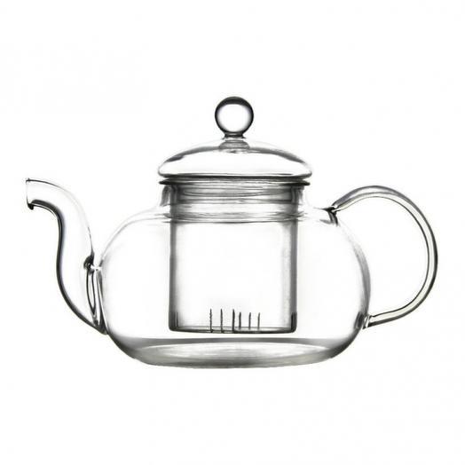 Чайник с заварочной колбой 600мл