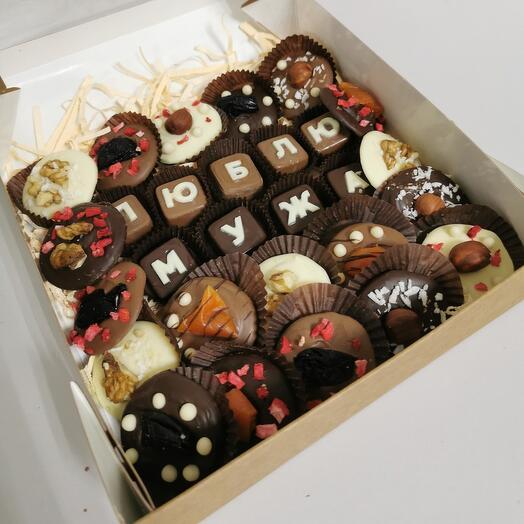 Для мужчины, который любит сладкое
