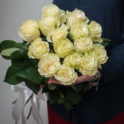 Мелодия гармонии. 15 роз