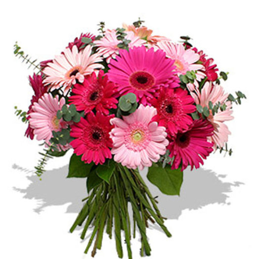 Букет №16 Любит-не любит: букеты цветов на заказ Flowwow