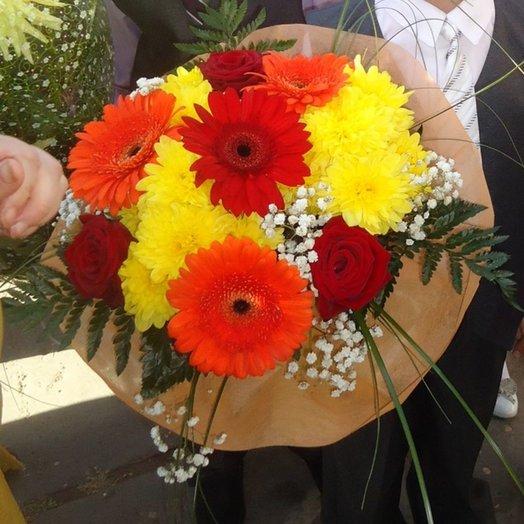 Букет 80: букеты цветов на заказ Flowwow