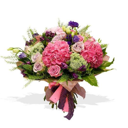 Букет цветов Барокко: букеты цветов на заказ Flowwow