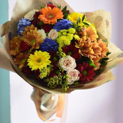 Летние мечты: букеты цветов на заказ Flowwow